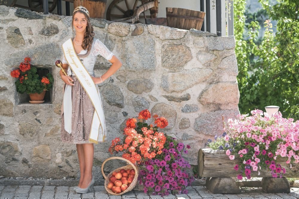 Apple Queen Maria Fusco