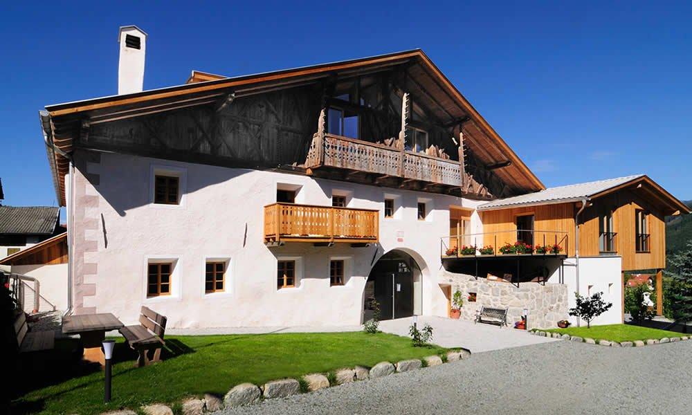 Ferienbauernhof Südtirol – Urlaub Natz/Schabs – Eisacktal – Südtirol