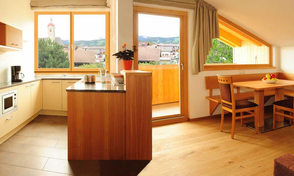 Appartamenti Naz / Sciaves – Val d'Isarco – Alto Adige