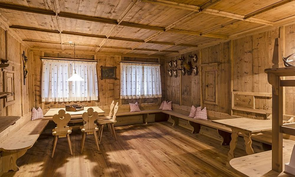 Historischer Bauernhof in Südtirol
