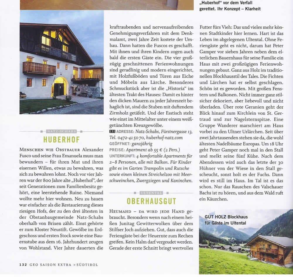 Huberhof in Natz-Schabs 4