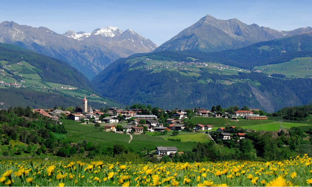 Spring Holiday Natz / Schabs – South Tyrol