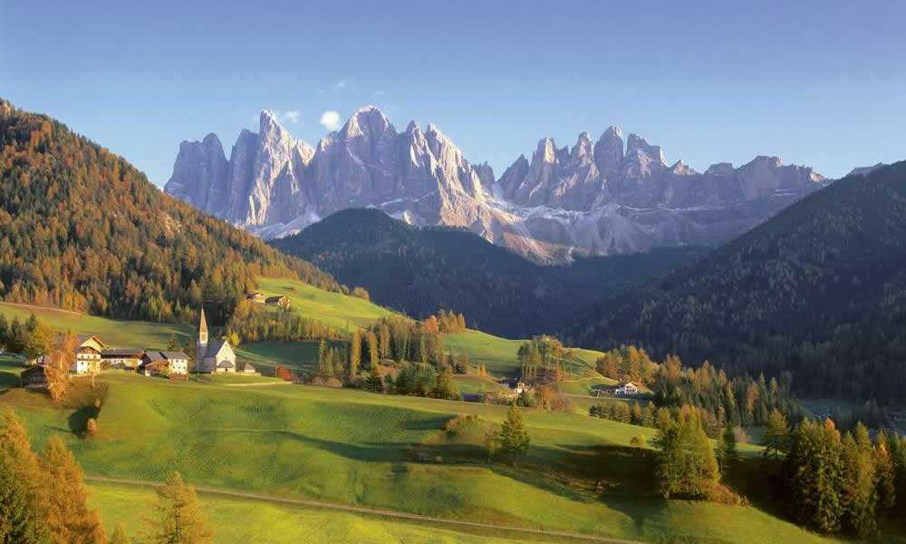Verbringen Sie Ihre Wanderferien in Südtirol und genießen Sie den Herbst im Eisacktal