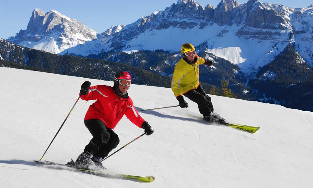 Vacanze d'inverno Naz / Sciaves – Alto Adige